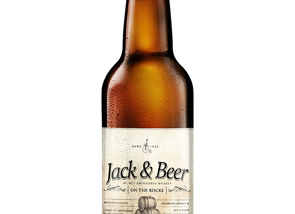 Jack & Beer, Thisted Bryghus
