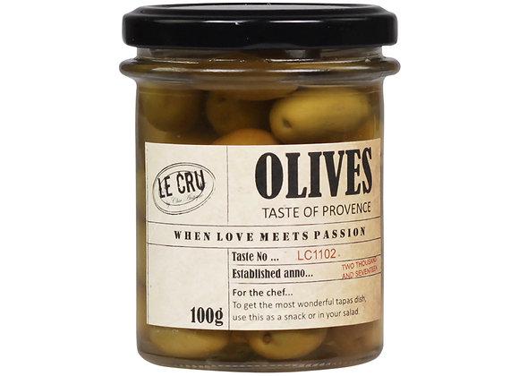 Olives, glutenfri
