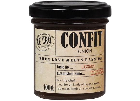 Confit m/løg, glutenfri