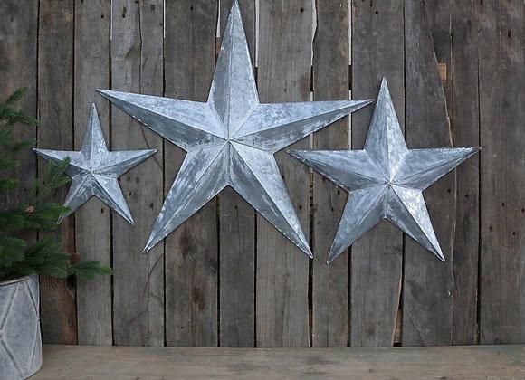 Stjerne, lille til venstre