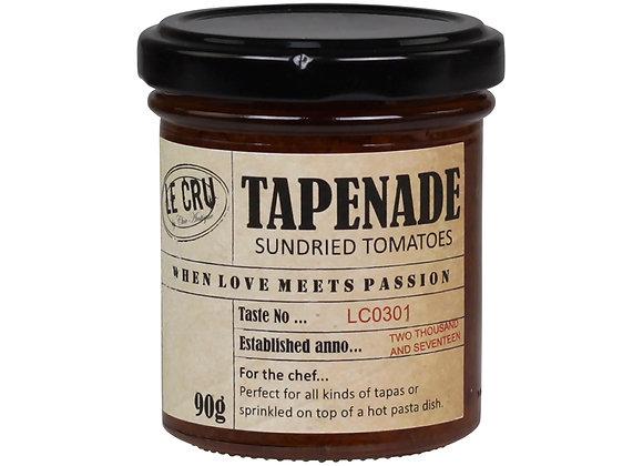 Tapenade med soltørrede tomater, glutenfri