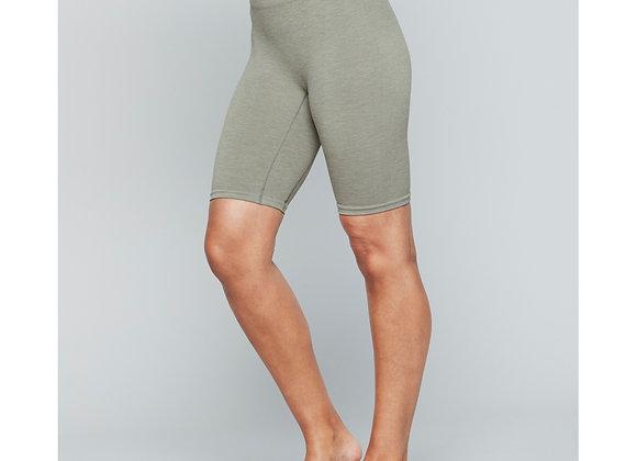 Seamless Biker Shorts, grøn