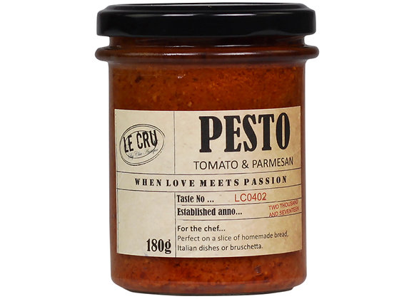 Pesto, glutenfri