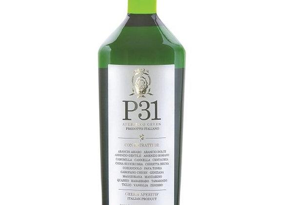 P31 Green Aperitivo, Italiensk likør