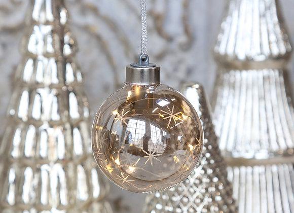 Julekugle, LED