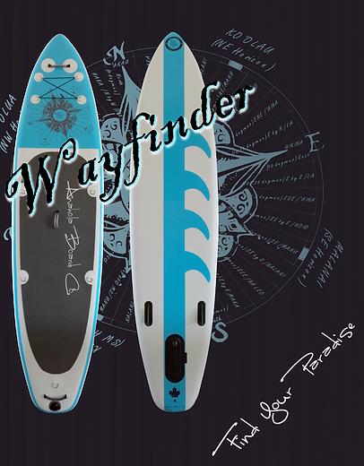 Wayfinder Stand up paddleboard