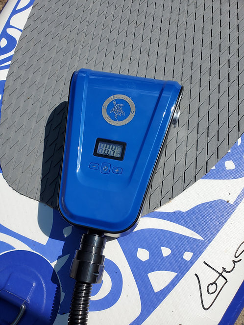 """The """"Traveller"""" Premium Lithium Battery Powered SUP Inflator"""