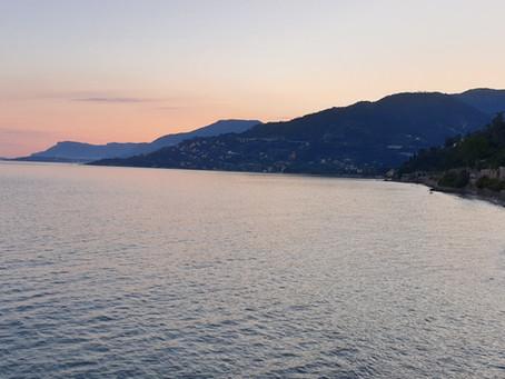 Ma quanto è bello il mare delle Calandre!?