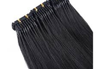 6D Hair Extensions Strands