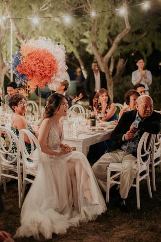 Festival wedding Athens