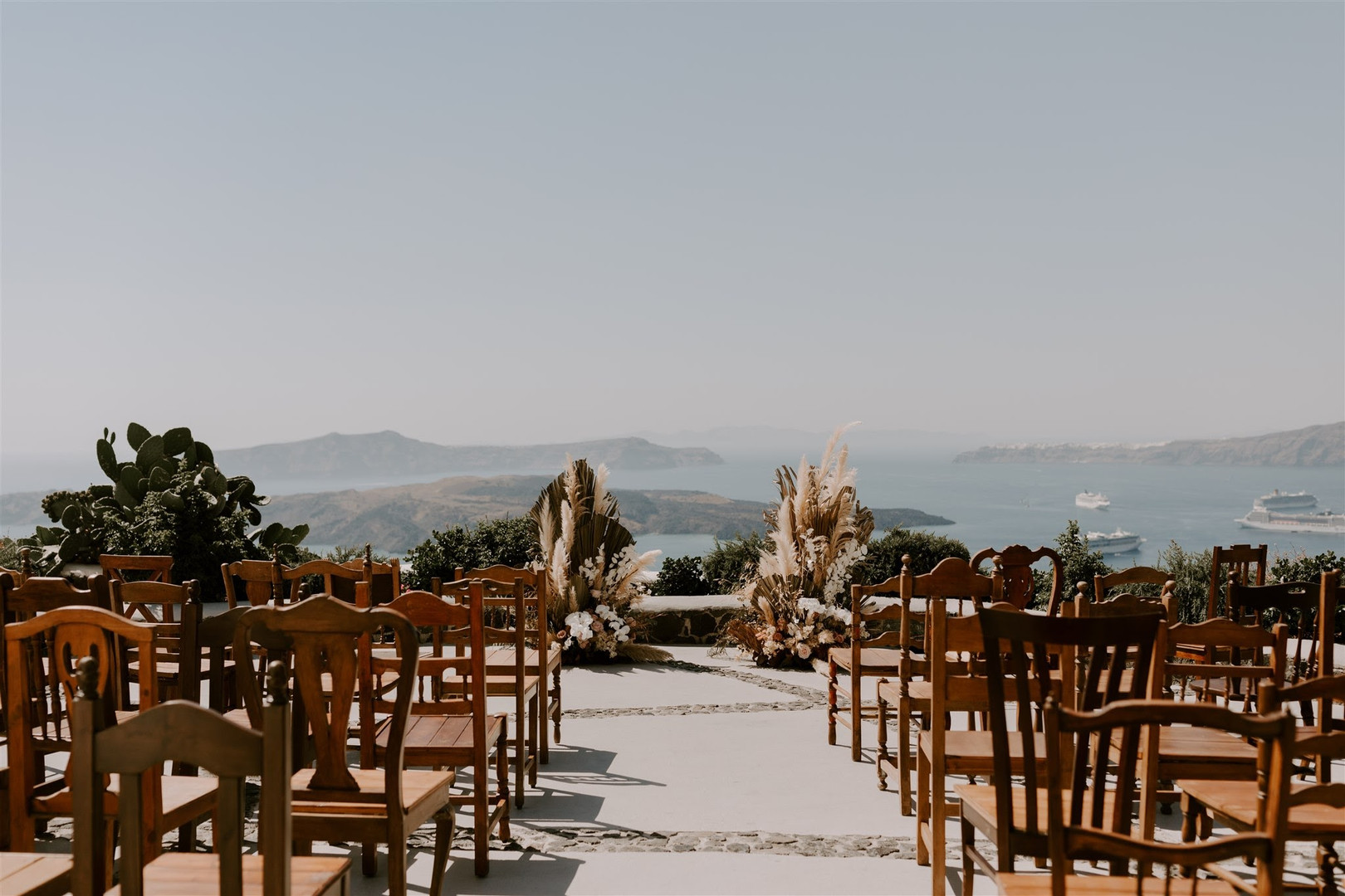 Venetsanos Winery wedding