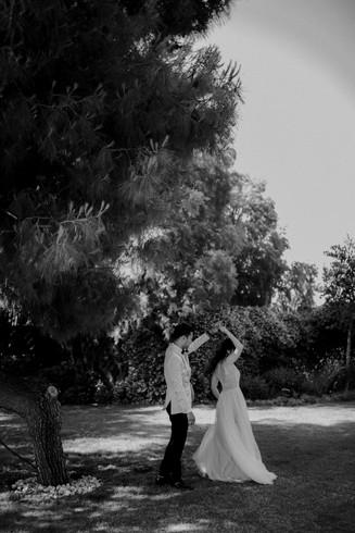 Blé Azure wedding