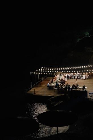 Lazarou Beach wedding