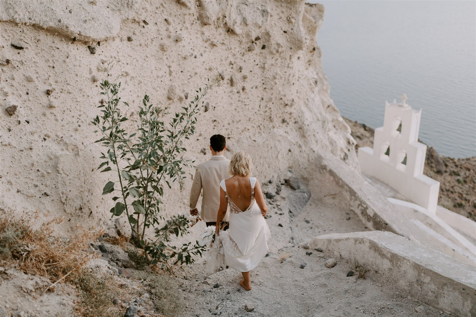 Wedding photography Santorini