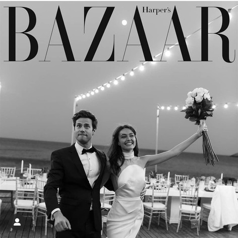 Jared P Scott and Katherina Rembi's Publication in Harper's Bazaar Australia