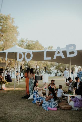 Coachella wedding