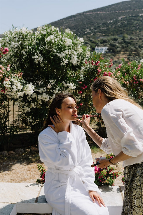 Katherina Rembi Sifnos Wedding by Days Made Of Love