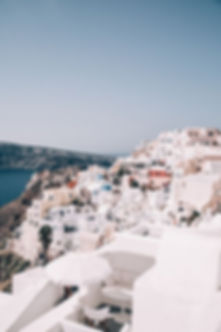 Sand + Lace Events - Santorini