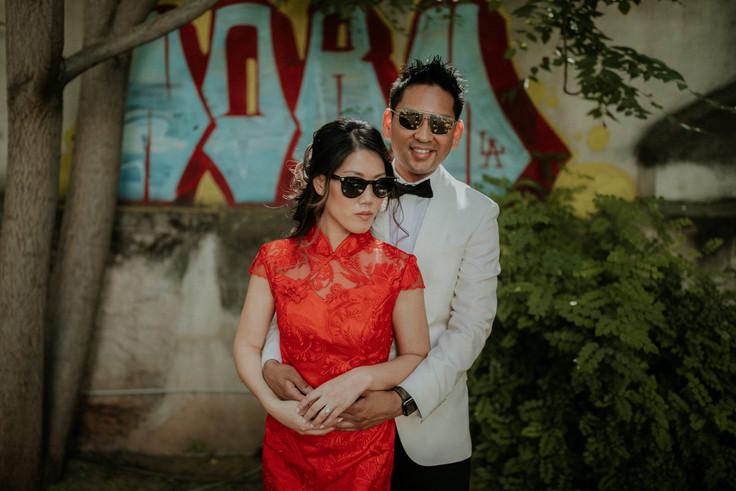 Chinese wedding Athens