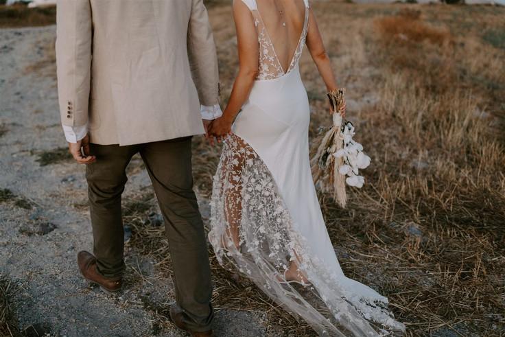 Rime Arodaky wedding