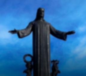 Cristo Rey del Cerro del Cubilete de Silao