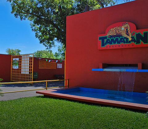 Zoológico de Tamatán en Ciudad Victoria