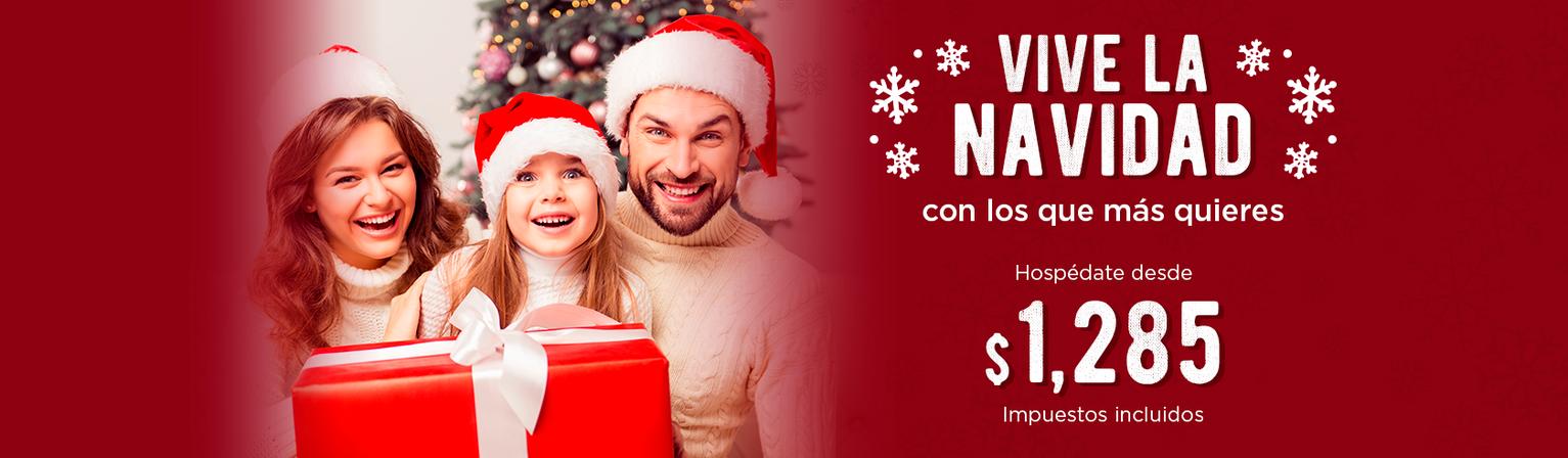 Navidad en Hotel Crowne Plaza Monterrey