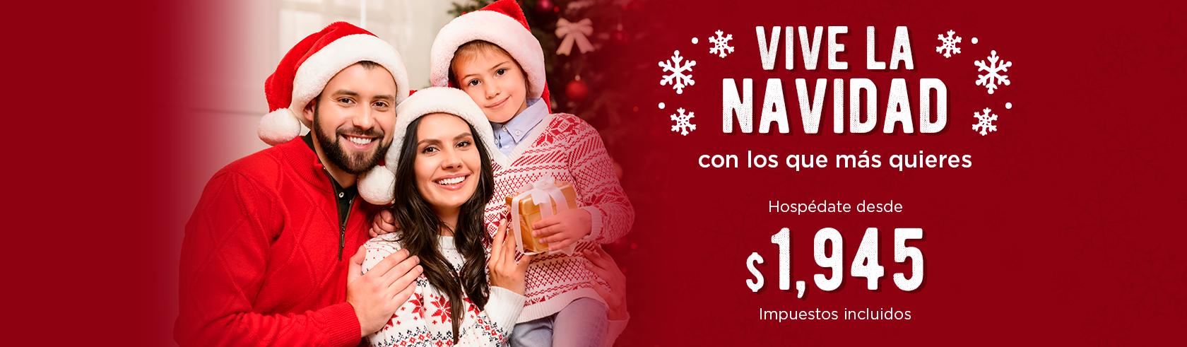 Navidad en Holiday Inn Express Silao