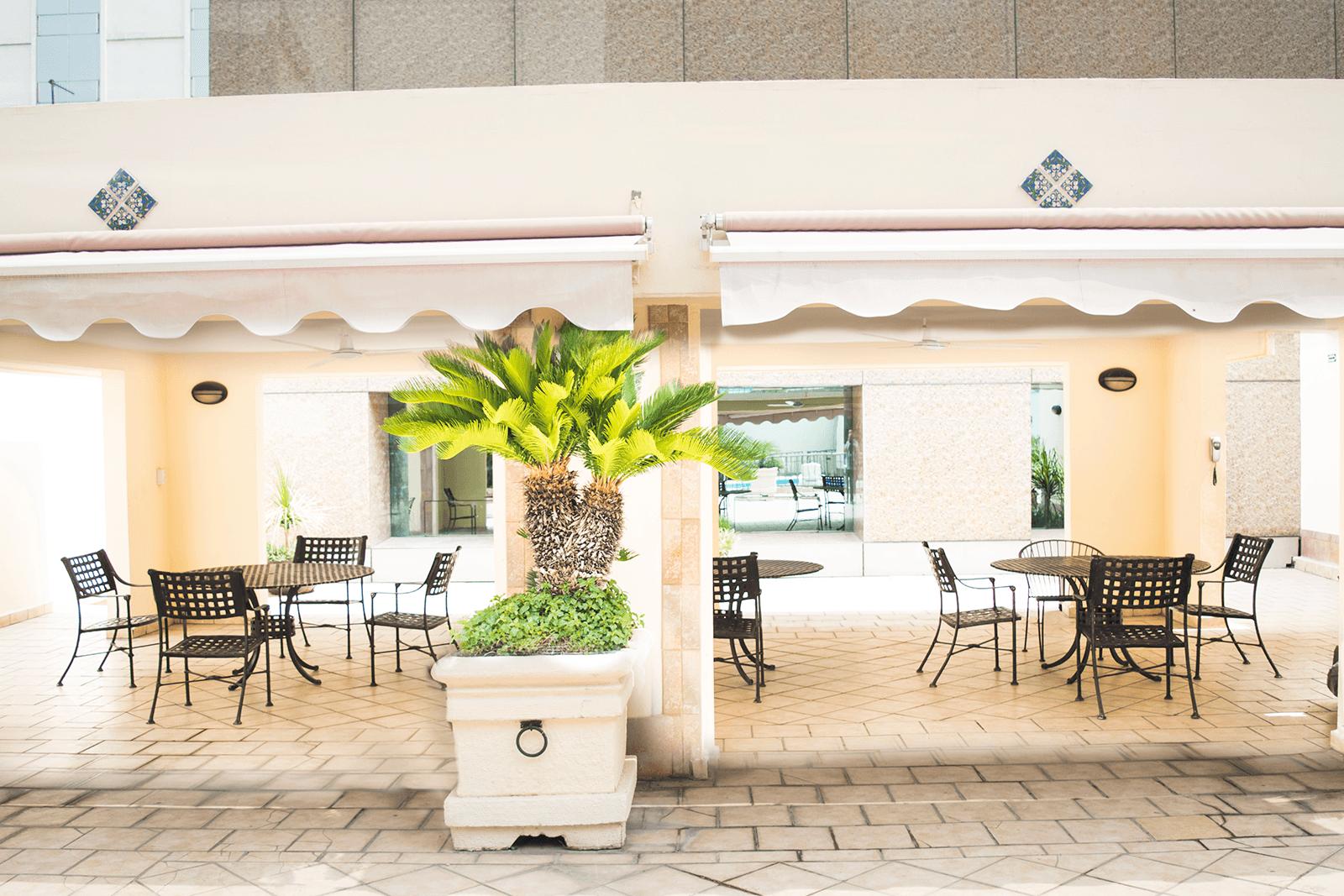 jardin_hotel_istay_monterrey