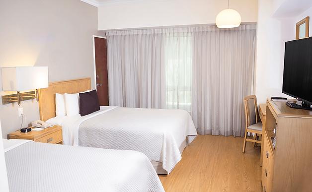 Habitacion_DEluxe_doble_Monterrey_Hotele