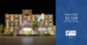 Holiday_Inn_Express_Torreon_Reserva_Noche_Romatica