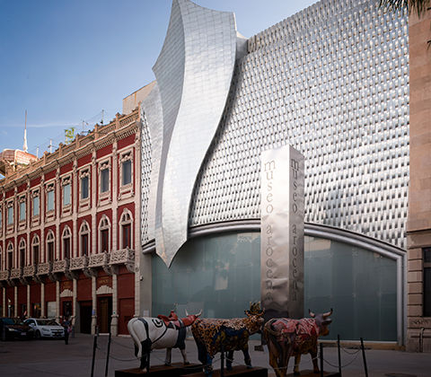 Museo Arocena en Torreó