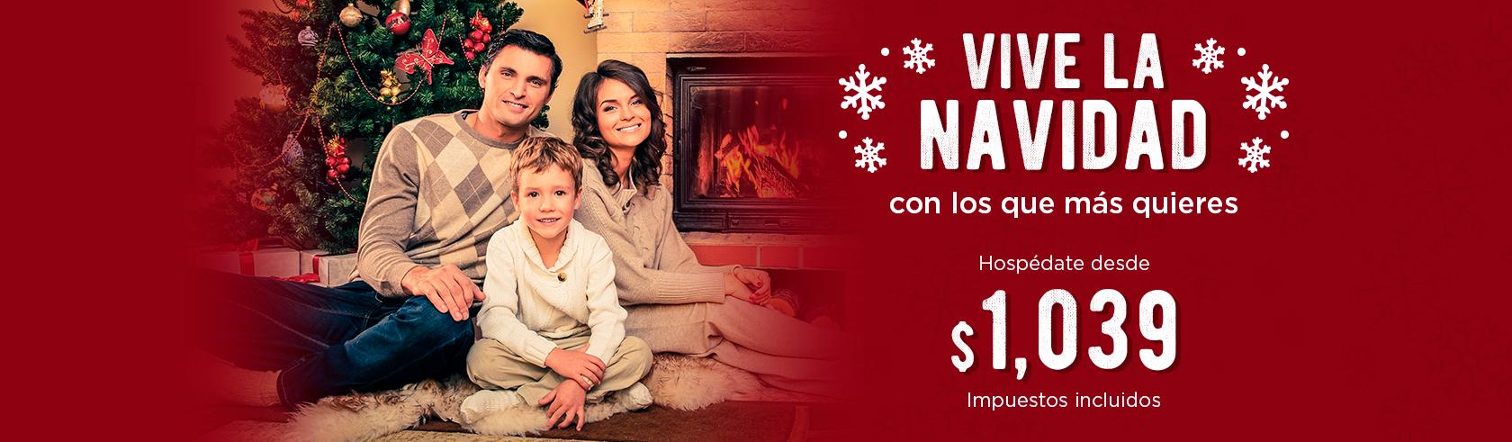 Navidad en Smart iStay Silao