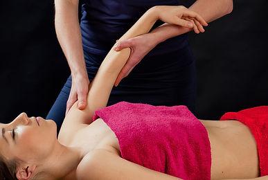 relaxation massage London