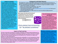 Exploring the potential of blended learning