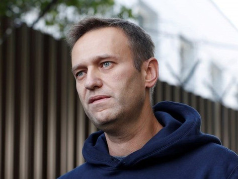 Elements of a Revolutionary: The Story of Alexei Navalny