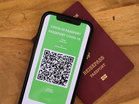 Digital Health Passports: A New Travel Buddy in the Post Pandemic Era?