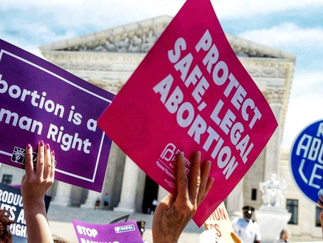 The Long Fight to Reproductive Justice: Medical Termination of Pregnancy Act, 2020