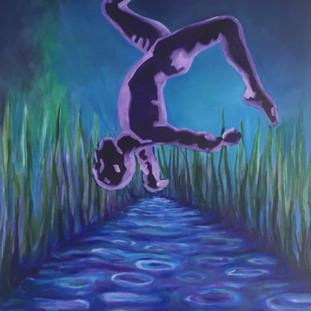Oil on Canvas 2' x 3' 2013
