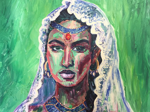 Jeweled Queen