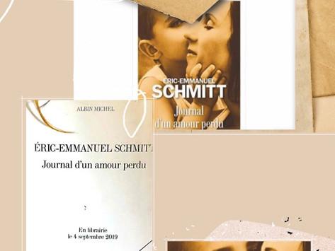 Journal d'un amour perdu d'Eric Emmanuel Schmitt
