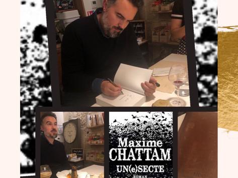 Un(e)secte de Maxime Chattam