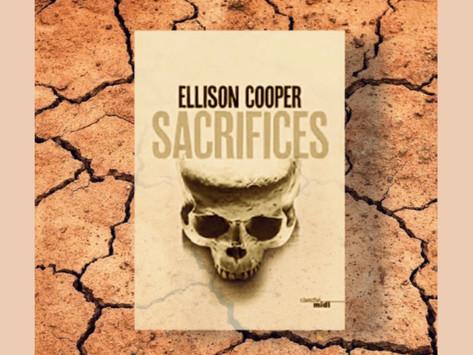Sacrifices de Ellison Cooper