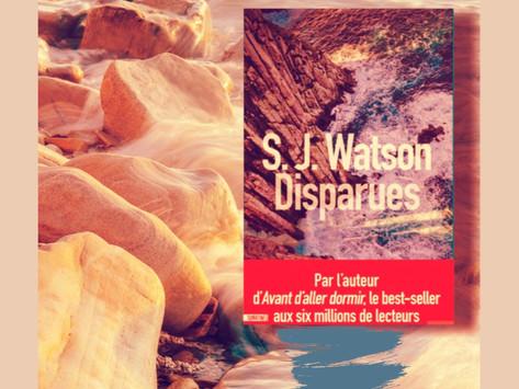 Disparues de S.J. Watson