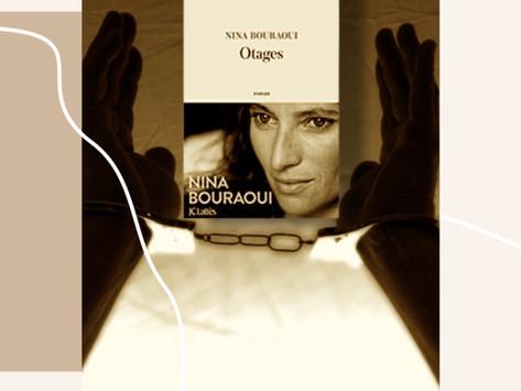 Otages de Nina Bouraoui