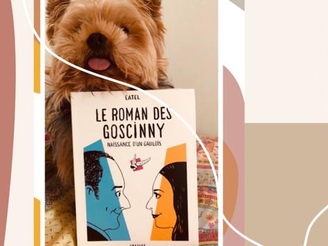Le roman des Goscinny de Catel