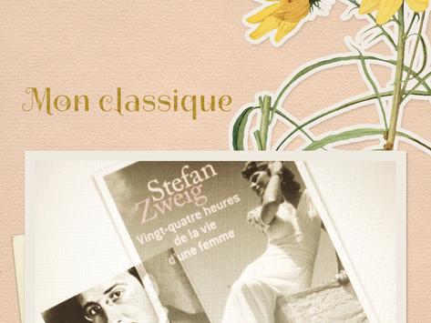 24 heures de la vie d'une femme de Stefan Zweig