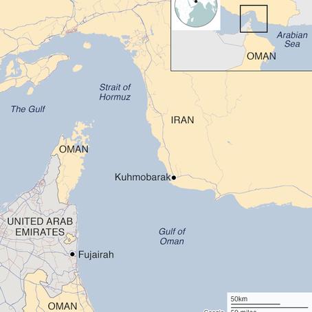 Iran-USA Crises