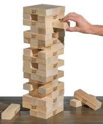 Jenga Game Continues in Pakistan