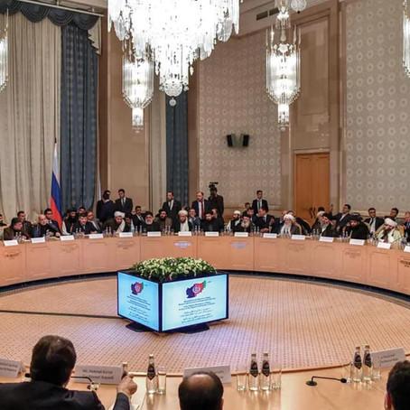 Sluggish Afghanistan Peace Process